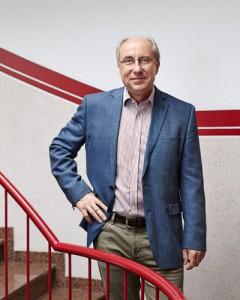 Portrait Klaus Armbruster