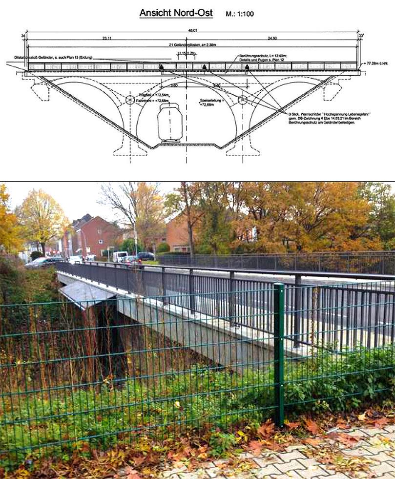 Brückensanierung Mönchengladbach