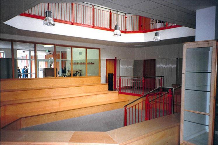 Aula Hauptschule Schillerstraße Castrop-Rauxel